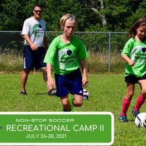 Non-Stop Soccer Recreational Camp II