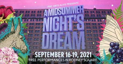 A Midsummer Night's Dream | Event in Wilmington | AllEvents.in