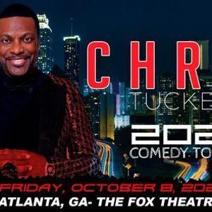 Chris Tucker - 2021 Comedy Tour