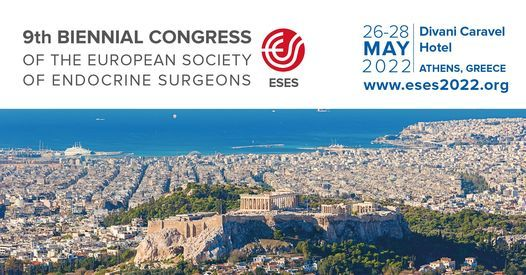 9th Biennial Congress of ESES, 27 May | Event in Athens | AllEvents.in