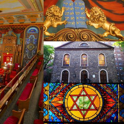 Private Lecture & Tour  Bialystoker Synagogue Lower East Side Hidden Gem