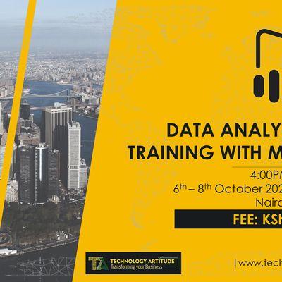 Data Analytics with Microsoft Power BI Hands-on Training
