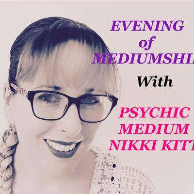 Evening of Mediumship - Andover