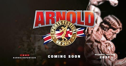 Arnold Sports Festival UK 2021, 1 October | Event in Marston Green | AllEvents.in
