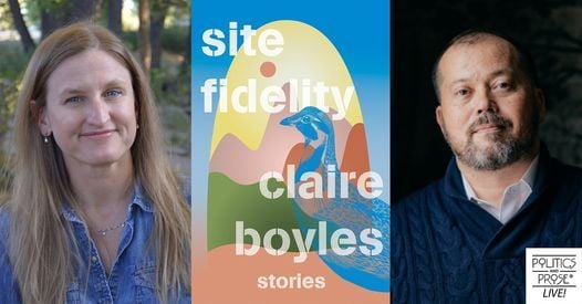 P&P Live! Claire Boyles   Site Fidelity with Alexander Chee   Online Event   AllEvents.in
