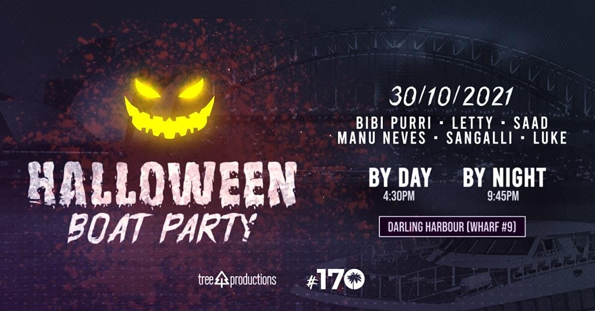 Halloween #2021 - Day Cruise, 30 October   Event in Sydney   AllEvents.in