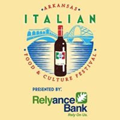 Arkansas Italian Food and Culture Festival