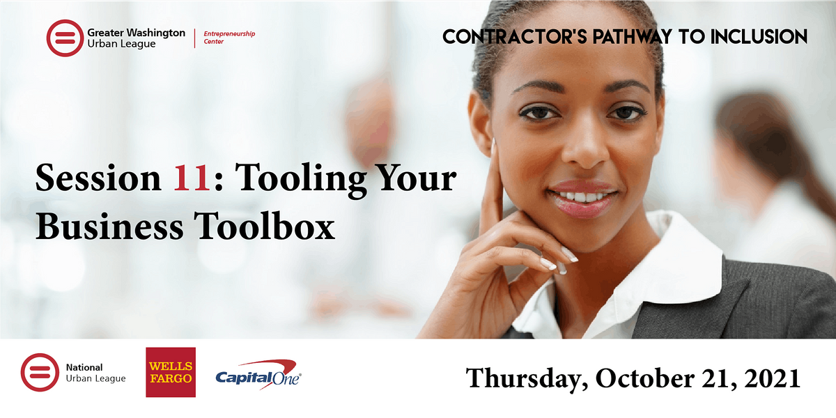 Contractor's Cohort S11 of 11: Tooling Your Business Toolbox, 21 October | Online Event | AllEvents.in