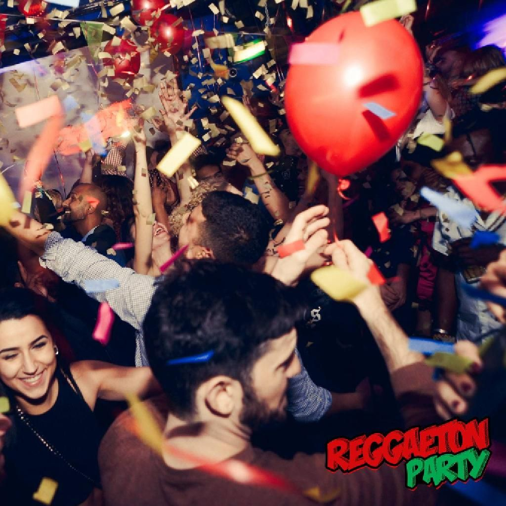 Reggaeton Party - Oxford   Event in Oxford   AllEvents.in