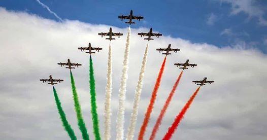 Milano Air Show 2019 - Linate Frecce Tricolori