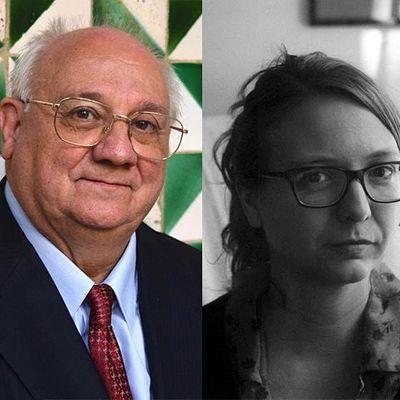 CCCB- Conversa amb Margaret McFall- Ngai Ricard Guerrero i Carme Puche.