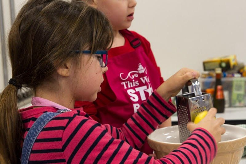 Child & Adult Cookery Class