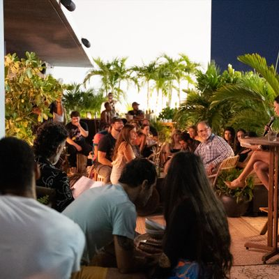 Poetry Night at Layla Rooftop