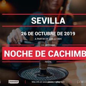 Noche de cachimba - Pause&ampPlay Metromar