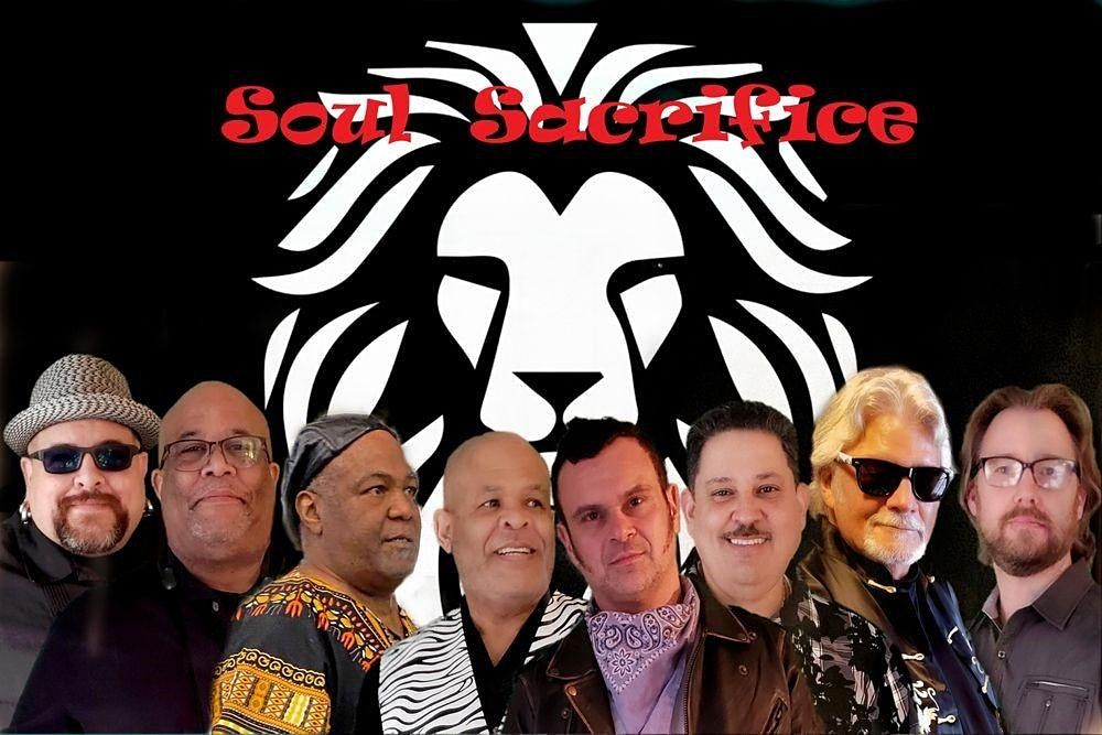 """""""Soul Sacrifice"""" Tribute to the Music of Santana, 23 October 