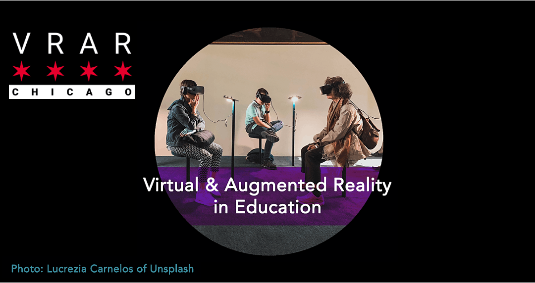 VR/AR Chicago: #TheNextEvolution in Education, 4 November | Online Event | AllEvents.in
