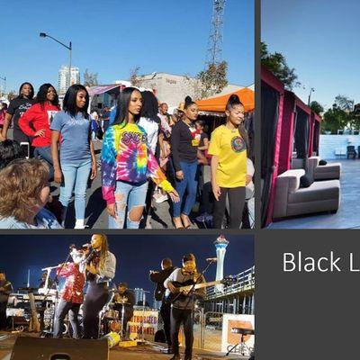 1 BLACK FESTIVAL IN LAS VEGAS  4th Annual Black Las Vegas Food Festival