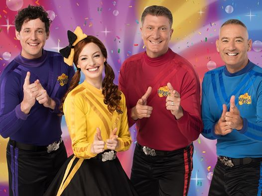 The Wiggles - Party Time Big Show