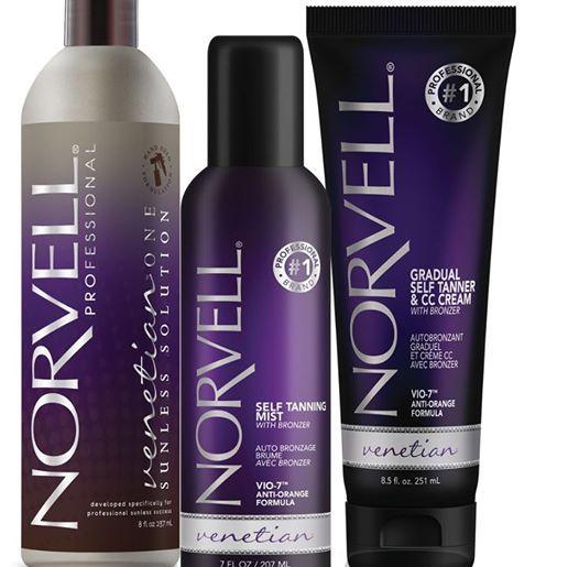 Norvell Spray Tan certification class