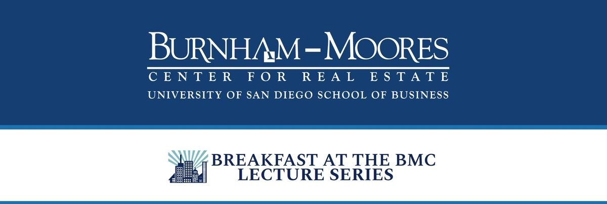 Breakfast at the BMC Lecture Series The Real Estate Entrepreneurs Journey