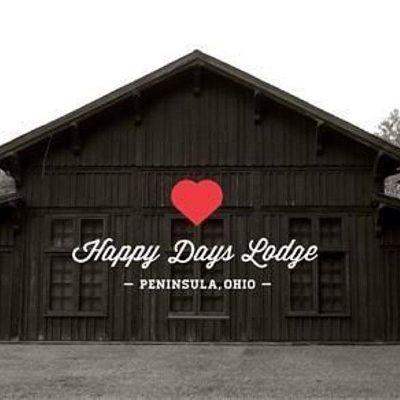 Beloved Ohio at Happy Days Lodge