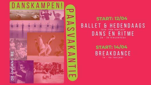 DANSKAMPJES | PAASVAKANTIE | Event in Ghent | AllEvents.in
