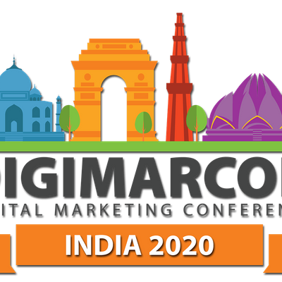 DigiMarCon India 2022 - Digital Marketing Conference
