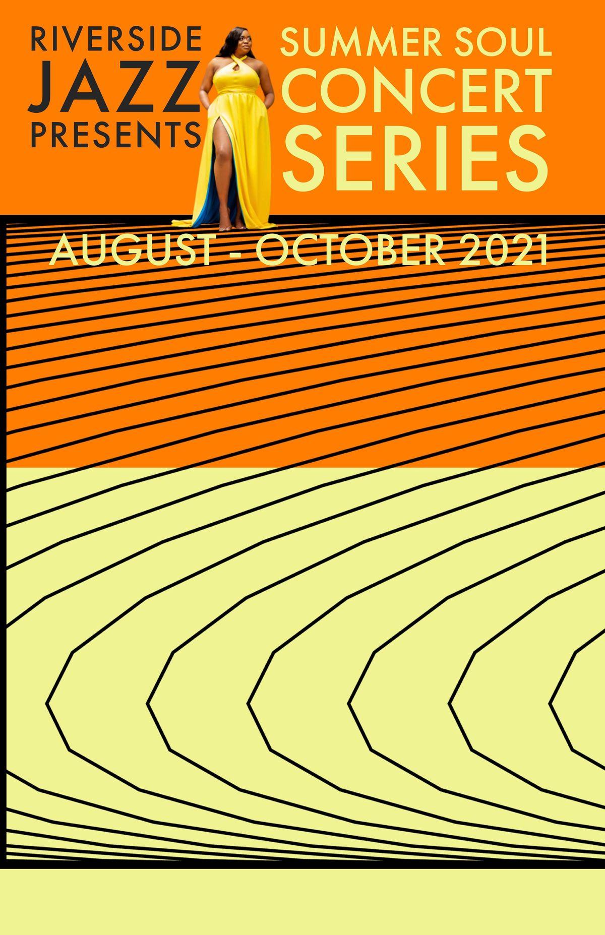 Riverside Jazz - Summer Soul Concert Series | Event in Columbia | AllEvents.in