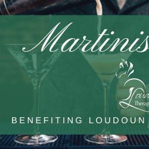 Martinis Matter Benefiting LTR