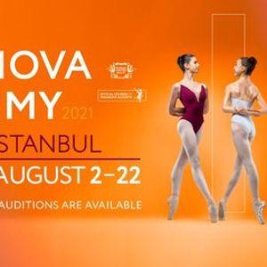 Istanbul - Vaganova Academy Summer Intensive 2021