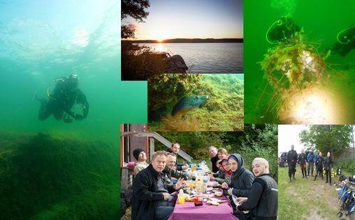 Åker upp till Gullmarn för kanon dyk helg, 28 May | Event in Växjö | AllEvents.in