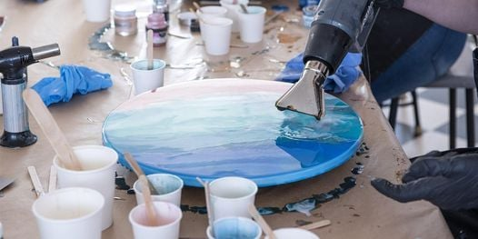 Sold Out - Resin Art Workshop | Event in Scarborough | AllEvents.in