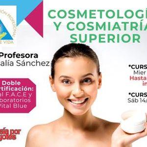 Estudi Cosmetologa y Cosmiatra Superior