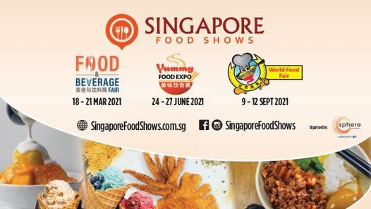 Yummy Food Expo 2021*, 24 June | Event in Singapore | AllEvents.in