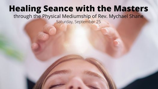 Healing Seance with the Masters, 25 September | Event in Glastonbury | AllEvents.in