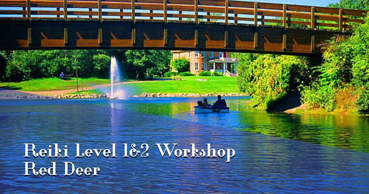 Reiki Training Red Deer Level 1 and 2 November 20,21   Event in Red Deer   AllEvents.in