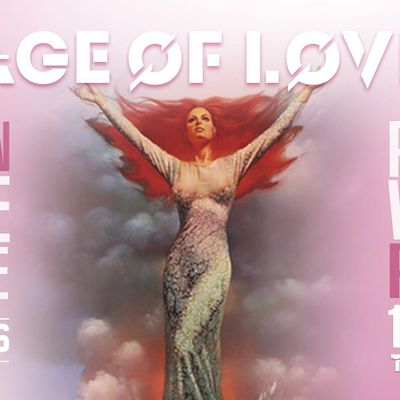 Age Of Love 3 Pink & White Charity Party