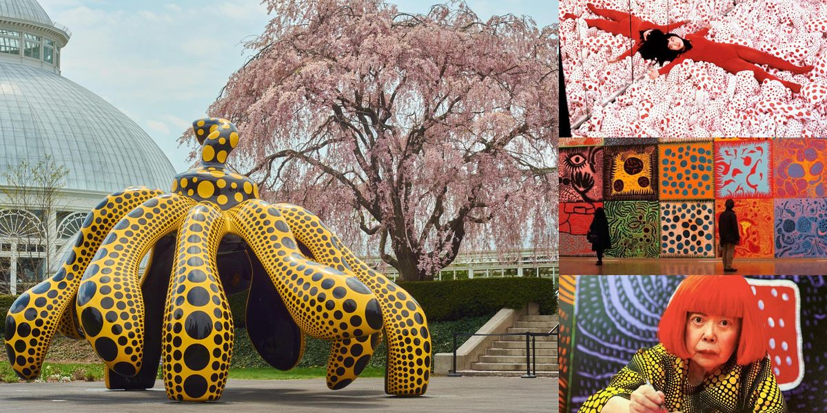 'Yayoi Kusama: The Life & Legacy of an Immersive Art Visionary' Webinar, 10 November | Online Event | AllEvents.in