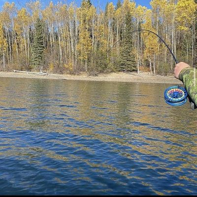 Yoga and Learn to Fly Fish