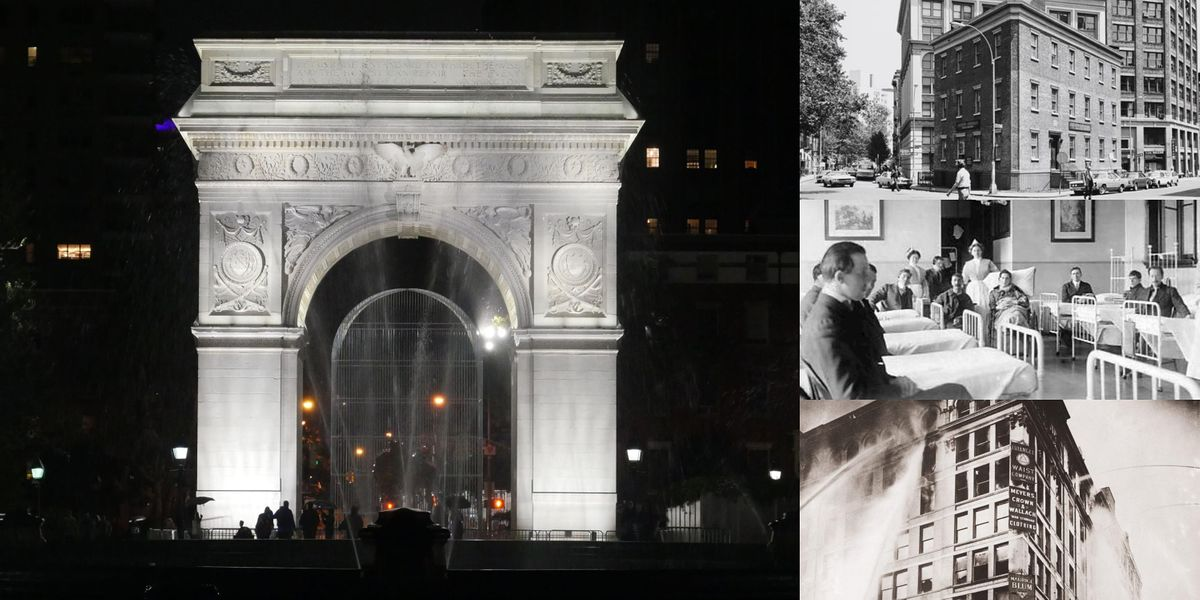 How 200 Years of Death & Hauntings in Greenwich Village Changed America, 16 October | Event in New York
