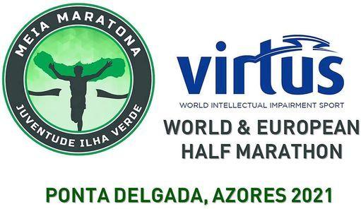 Campeonato do Mundo e da Europa de Meia Maratona VIRTUS, 7 November   Event in Ponta Delgada   AllEvents.in