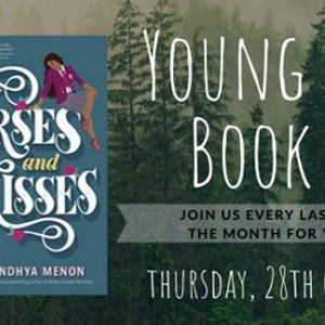 Young Adult Book Club - Of Curses and Kisses