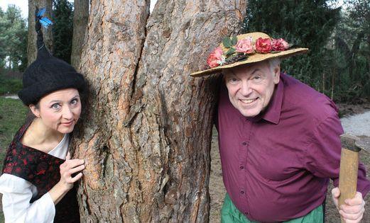 Die ganze Welt ein Park. Unterwegs in Shakespeares Garten - mit Caroline Keufen und Peter Schütze, 19 September