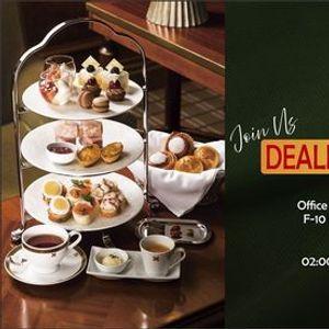 Hi-Tea for Dealers & Investors (Discovery Gardens Islamabad - Mega Project)