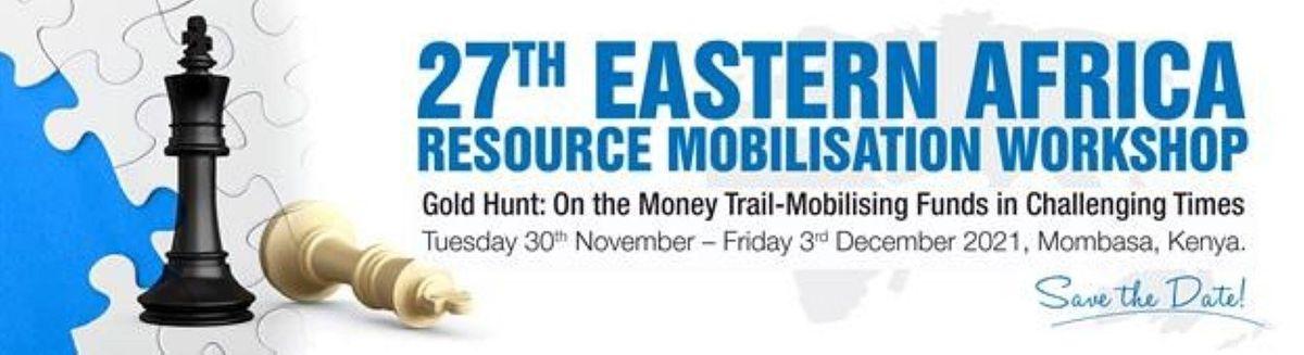 27th Eastern Africa Resource Mobilisation Workshop, 30 November | Event in Mombasa | AllEvents.in