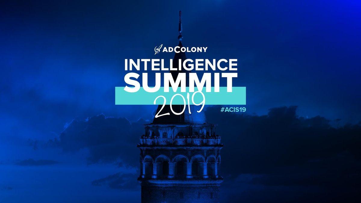 AdColony Intelligence Summit 2019