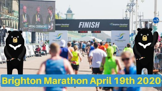 Brighton Marathon 2021 for Animals Asia, 18 April | Event in Plymouth | AllEvents.in