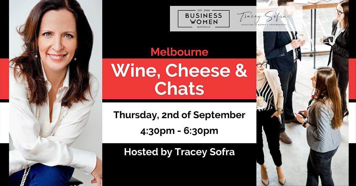 Melbourne, BWA: Wine, Cheese & Chats, 25 November   Event in WEST MELBOURNE   AllEvents.in