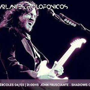 John Frusciante - Shadows Collide With Peopple en PH
