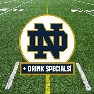 Notre Dame vs. Bowling Green